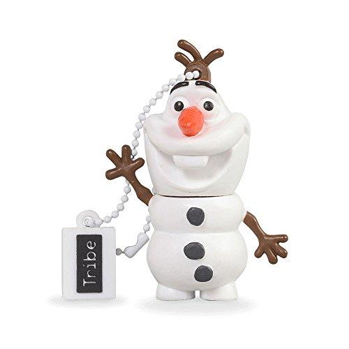 Llave USB 16 GB Olaf - Memoria Flash Drive 2.0 Original Disney, Tribe FD026501