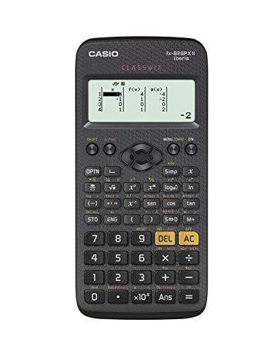 Casio FX-82SPXII Iberia - Calculadora científica, Recomendada para el...
