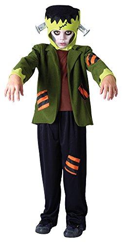 Bristol Novelty Traje Monstruo Frank (L) Edad aprox 7-9 años