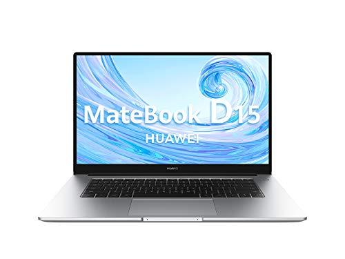 Huawei Matebook D15 - Ordenador Portátil de 15.6'' FullHD (AMD Ryzen 5 3500u,...