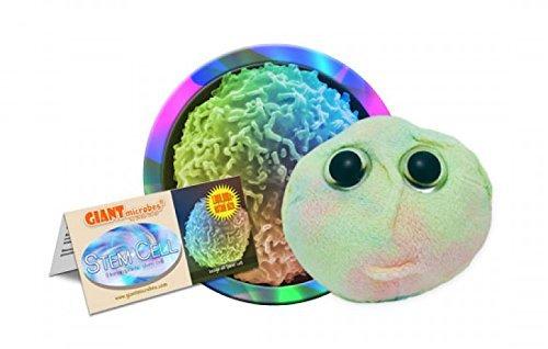 Plush Microbe: Stem Cell
