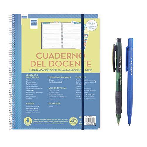 Finocam 5340001 - Cuaderno del docente, formato 230x210 mm. La Organización...