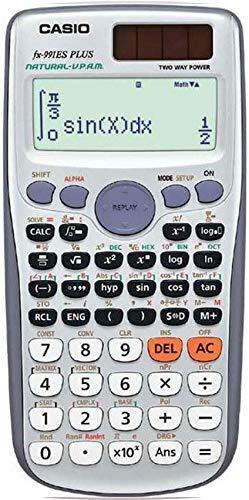 Casio FX-991ES PLUS - Calculadora científica (417 funciones, 15 + 10 + 2...