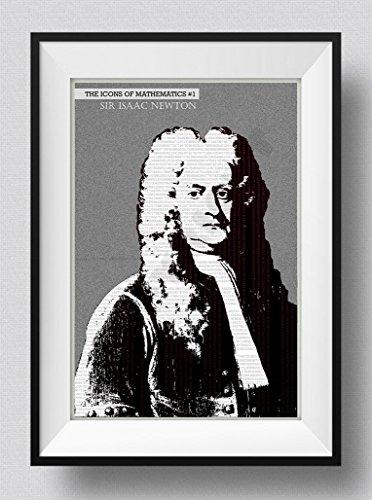 Póster de Isaac Newton