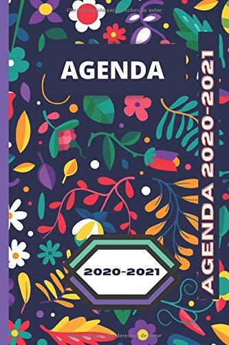 Agenda 2020-2021: agenda anual 2021 | Horario | Calendario | Metas diarias |...