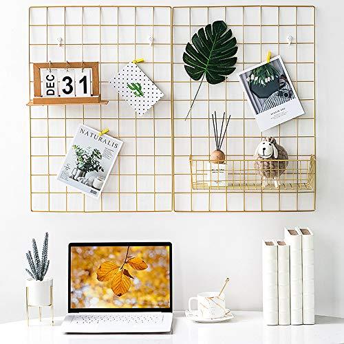 BULYZER Grid Wall, para Memo Decoración de panel de imagen para sala de oficina...