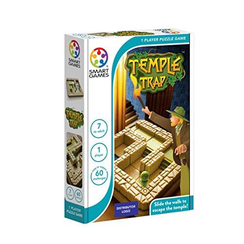 Temple Trap - Smart Games, Juego educativo para niños, juegos de mesa...