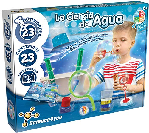 Science4you-Science4you-La Ciencia del Agua-Juguete Científico y Educativo para...