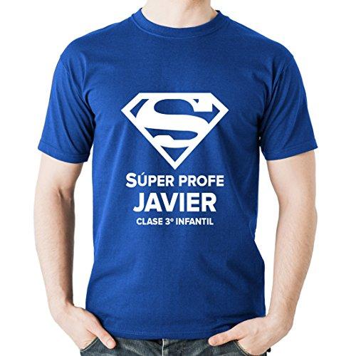 Regalo Personalizable para Profesores: Camiseta Personalizada con su Nombre y el...