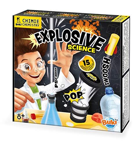 Buki France- Experimentos Explosivos, Color (2161)