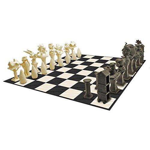 Plastoy 507 - Juego de ajedrez para coleccionistas Astérix,