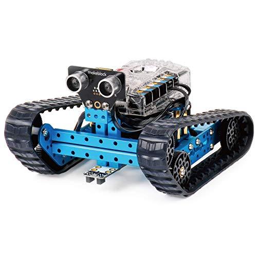 Makeblock 90092 mBot Ranger. Robot educativo 3 en 1 programable con Arduino...