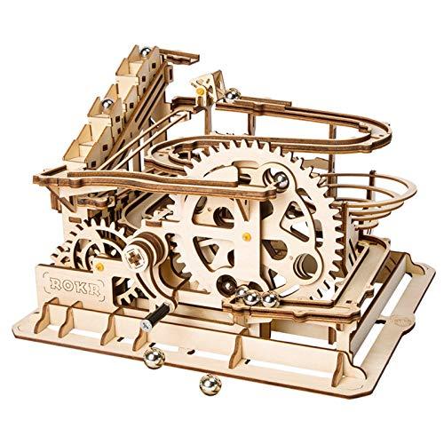 ROKR Puzzle 3D Madera Maquetas para Montar Modelo mecánico Kit de construcción...