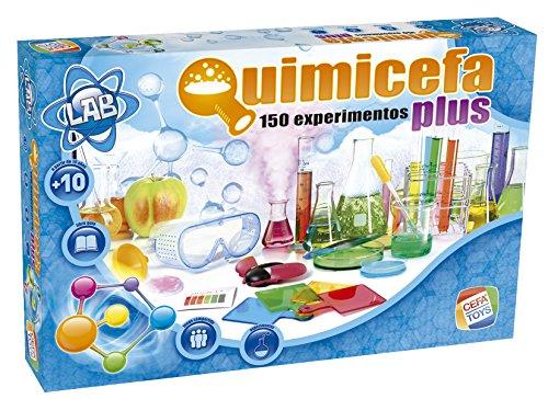 Cefa Toys- Plus Quimicefa, 10+ (21629)