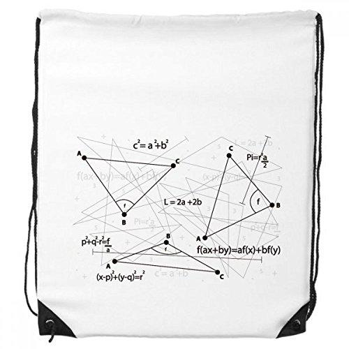 Gris Ángulo matemáticas ciencia fórmula cálculo cordón mochila líneas...