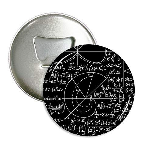 Formulas Science Calculus Stick - Juego de 3 pines magnéticos para...