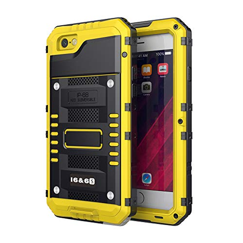 Beeasy Funda para iPhone 6 / 6S,Impermeable Antigolpes con Protector...
