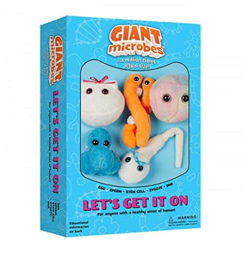 Plush Microbe: Let's Get it On Box