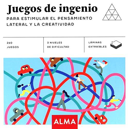 Juegos de ingenio para estimular el pensamiento lateral y la creatividad...