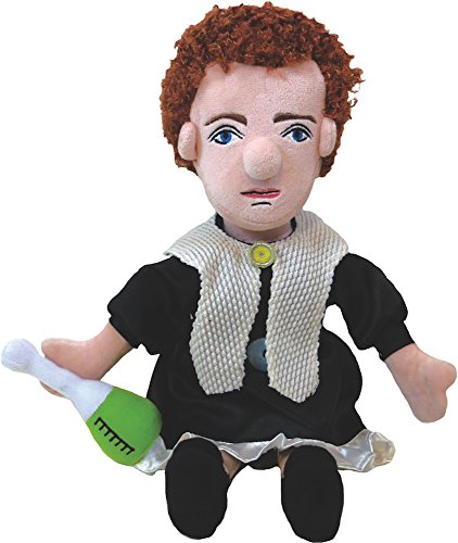 Marie Curie Little Thinker - 11' Plush Doll for Kids and Adults
