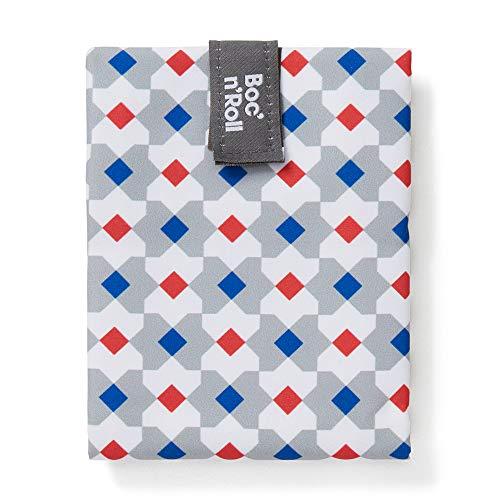 Roll'eat - Boc'n'Roll Tiles | Bolsa Merienda Porta Bocadillos, Envoltorio...