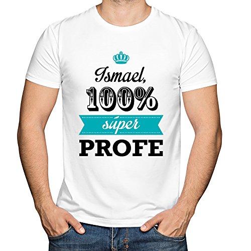 Regalo para Profesores Personalizable: Camiseta 'SuperProfe' Personalizada con...