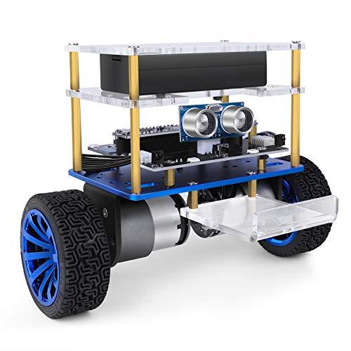 ELEGOO Tumbller Auto-Equilibrio Robot Coche Kit Compatible con Arduino IDE Stem...