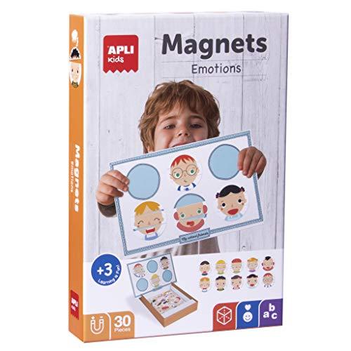 Apli Paper Ref. 14803 Juego Magnético Estados de Ánimo