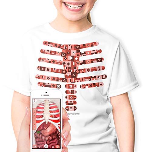 Camiseta Realidad Aumentada educativa (M)
