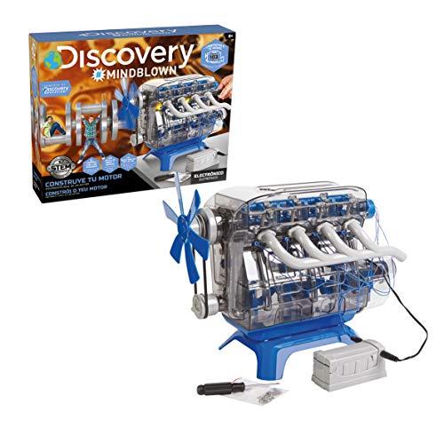 Discovery- Construye, Juegos, Maquetas para Niños, Construccion, Motor de...