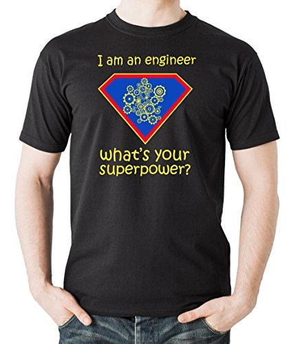 Milky Way Tshirts Ingeniero de la Camiseta de los Hombres de Regalo para el...