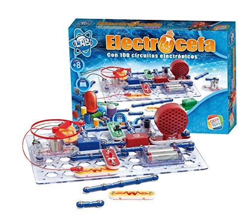 Cefa Toys - Juego de electronica, Electrocefa 100 (21820)