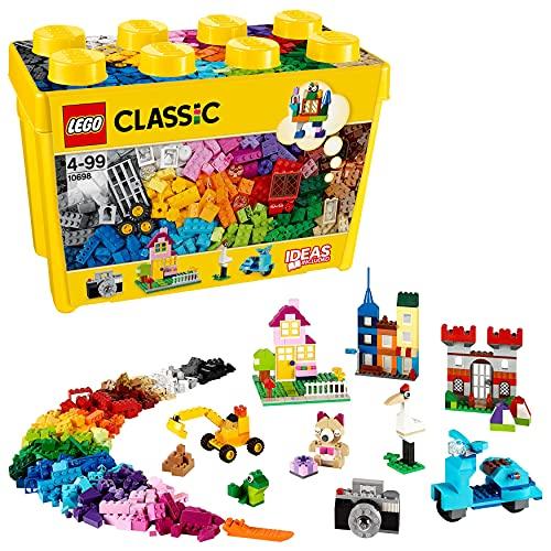 LEGO10698ClassicCajadeLadrillosCreativosGrande,JuegodeConstru...