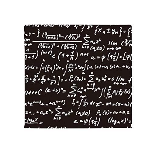 DIYthinker Sumario Matemático Formulas Calculus Figura Antideslizante Mascota...