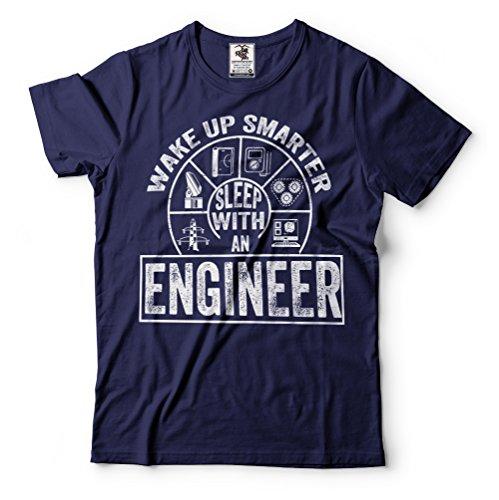 Silk Road Tees Ingeniero Camiseta Ingeniero Divertido de los Hombres del Regalo...