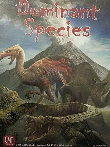 Dominant Species (3Rd Printing) - Juego de Tablero (GMT Games GMT1011) (versión...