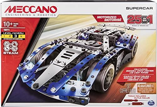 MECCANO Meccano-MECCANO-6044495-Meccano Model Set Rennwagen –...