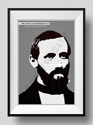 Póster de Bernhard Riemann