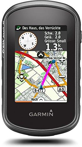 Garmin eTrex Touch 35 - Dispositivo GPS de mano con GPS/GLONASS y pantalla...