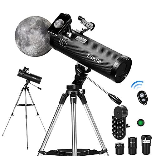ESSLNB Telescopio Astronomico 500114 Telescopio Astronomico Profesional con...