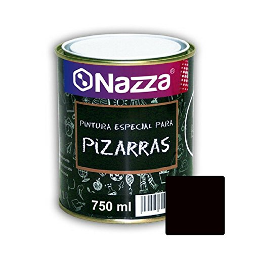 Pintura Pizarra para Paredes Nazza | Convierte tu pared en una pizarra | Fácil...
