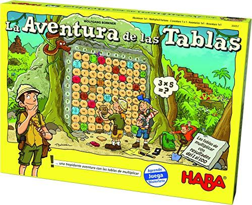 HABA - La Aventura De Las Tablas - ESP (304057)