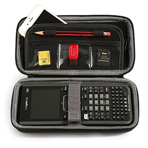 Luckynv Portable Caja de protección para Texas Instruments TI-Nspire CX/CAS...