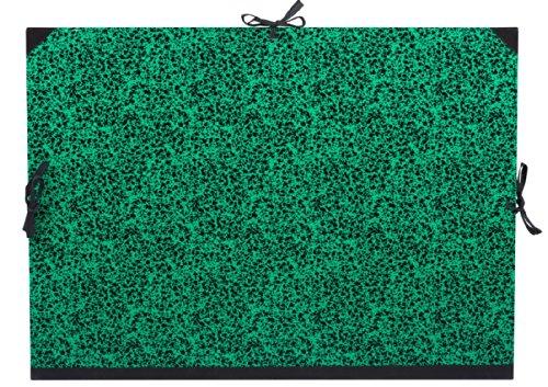 Lefranc Bourgois - Carpeta de dibujo verde con cordón 72x52cm