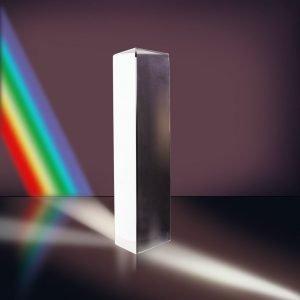 prisma triangular regalo de física