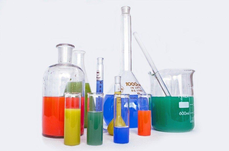 regalos química