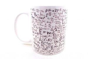 taza para fisicos einstein
