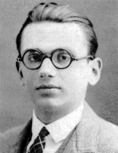 matematico kurt gödel