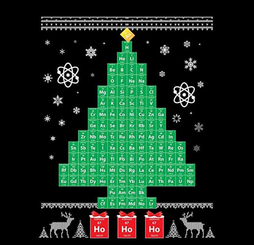 regalos navidad cientificos