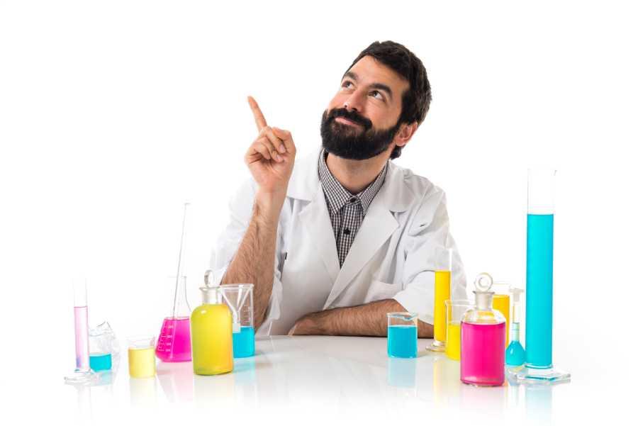 disfraz cientifico niños
